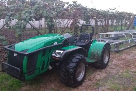 Tractor Pre Inspection Checklist