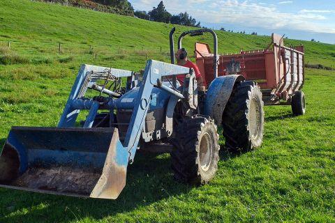Tractor TCLOC Pre-Start Check