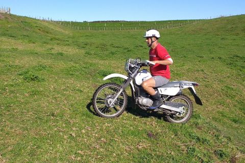 Motorbike Pre-Start Check - TCLOC