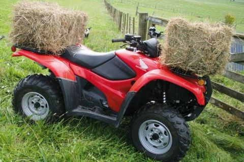 Worksafe guidelines for safe Quad Bike Operation on farms